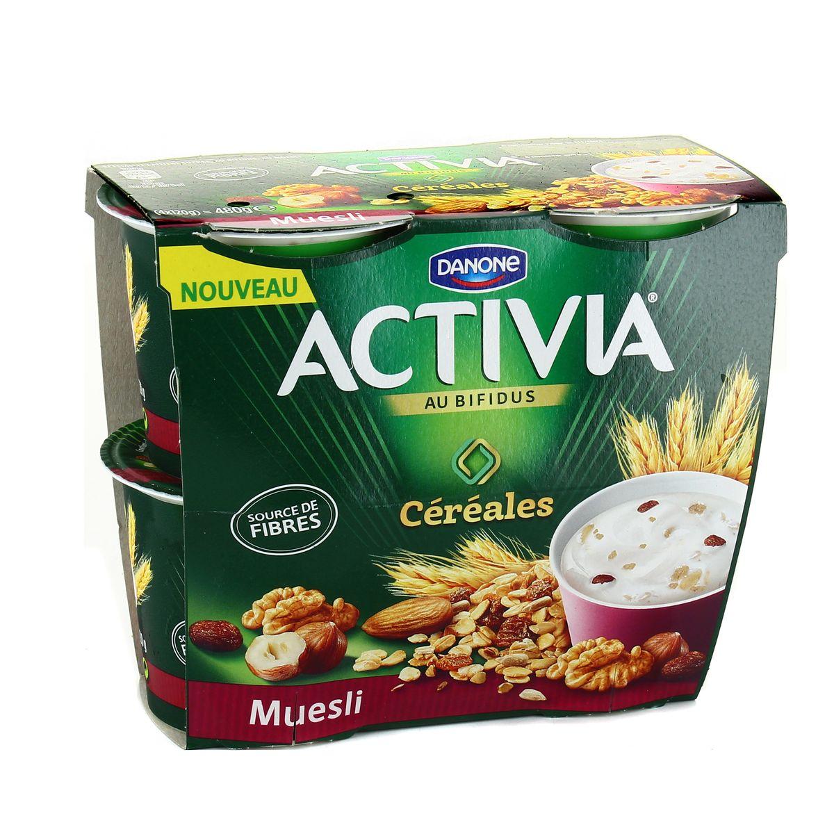 Activia Müsli