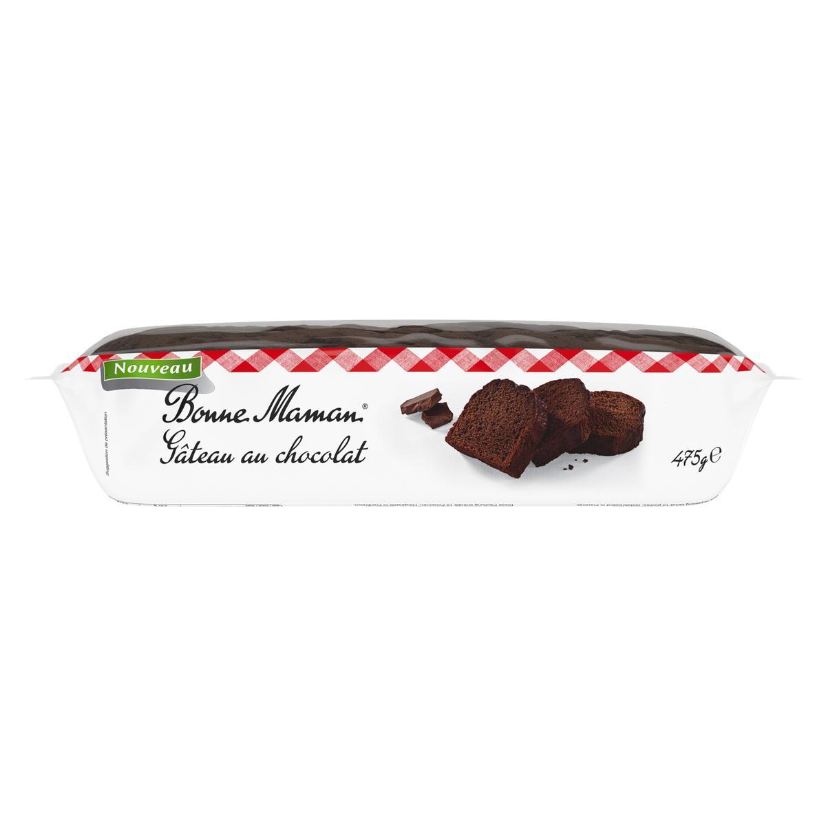 Livraison à domicile Bonne Maman Gâteau au chocolat, 8g