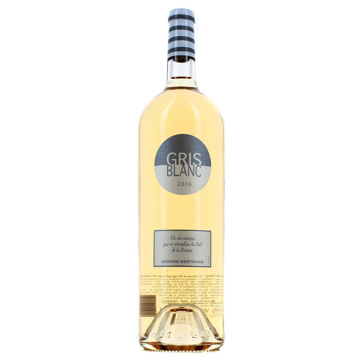 Vin De Pays D Oc Gris Blanc Rose Magnum 1 5l Houra Fr