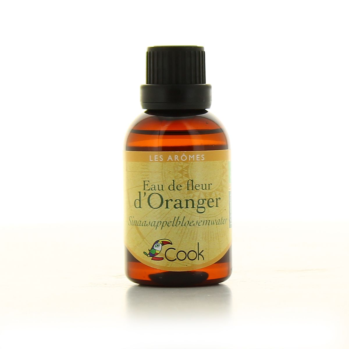Cook Eau De Fleur D Oranger Bio 50ml Houra Fr