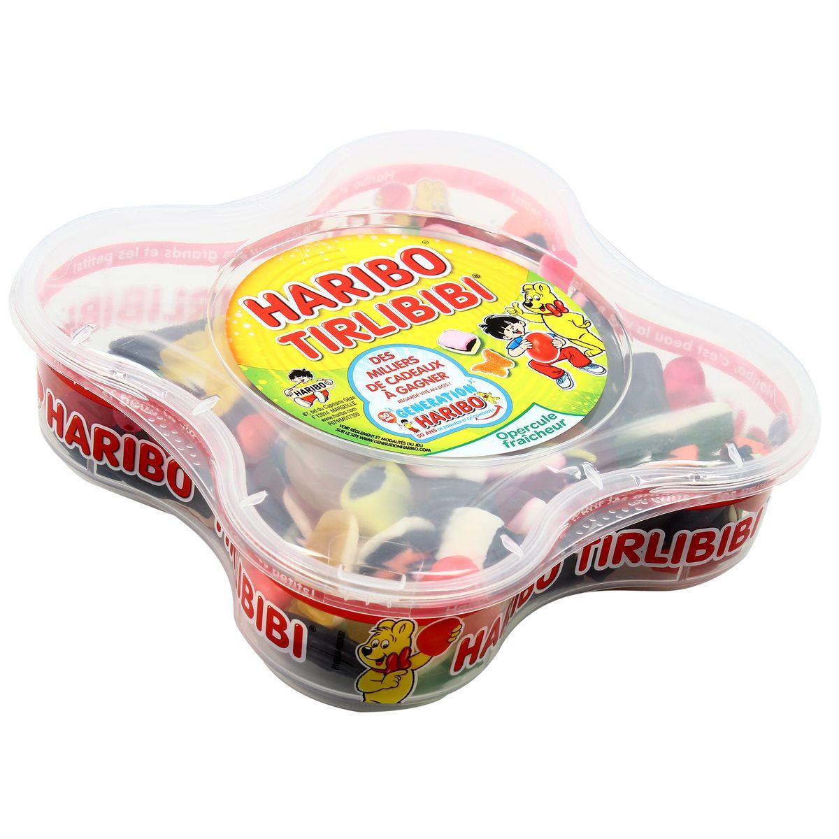 goters gourmands avec haribo