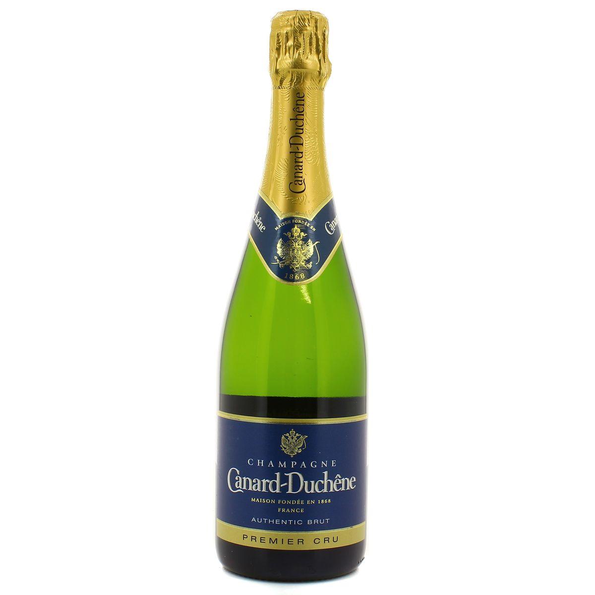champagne 1/2 sec ou brut