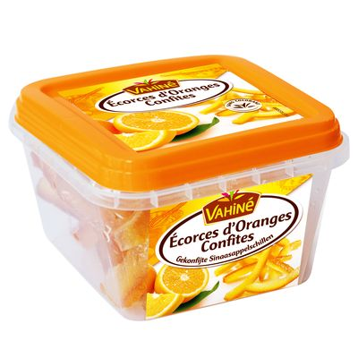 Vahine Ecorces d'Oranges confites.