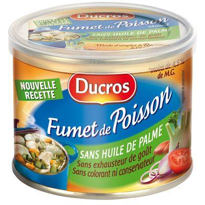 Fond de sauce poisson,DUCROS,90g