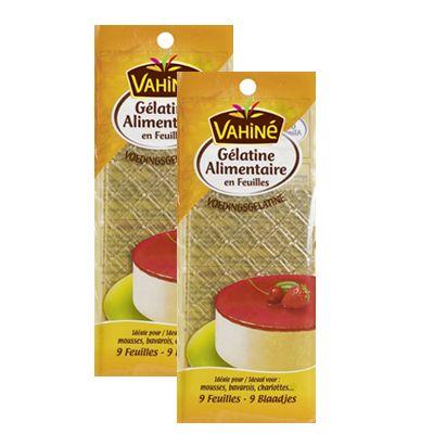 gelatine en poudre auchan