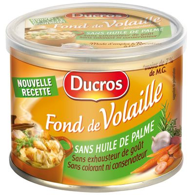 Fond de sauce volaille,DUCROS,90g
