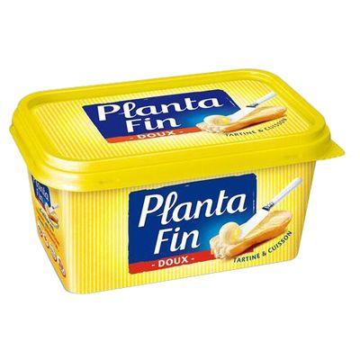 Margarine tartine et cuisson doux