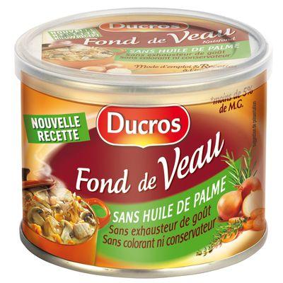 Fond de sauce veau,DUCROS,82g