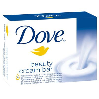 Savon Dove cream bar 100g