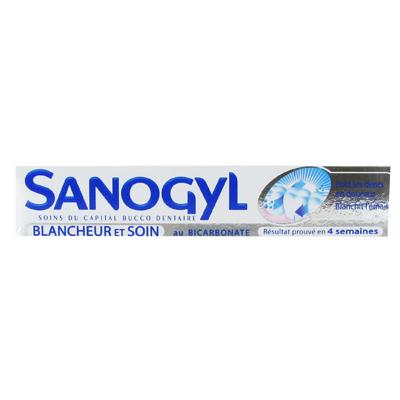 dentifrice bicarbonate de sodium
