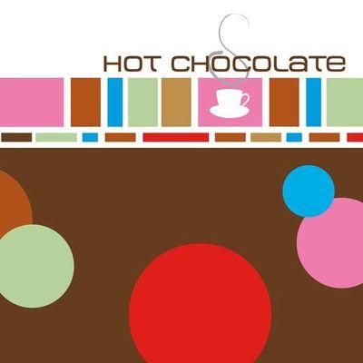 Serviettes papier hot chocolate,Paperproducts Design,