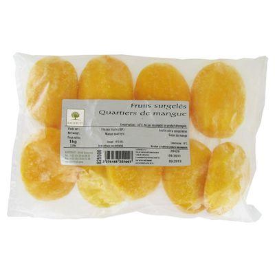 Quartiers de mangue ,Ravifruit,1kg