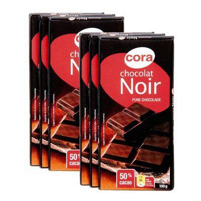 Cora Chocolat noir
