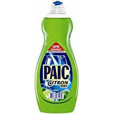 Liquide vaisselle super degraissant, citron vert