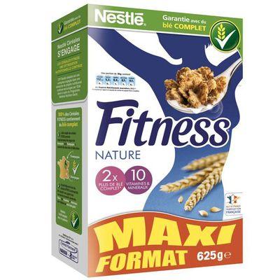 Nestlé, Fitness - Céréales nature, le paquet de 625 g