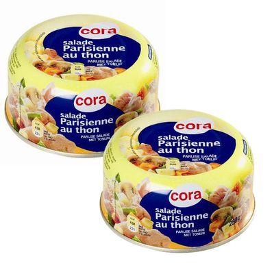 Cora Salade parisienne au thon