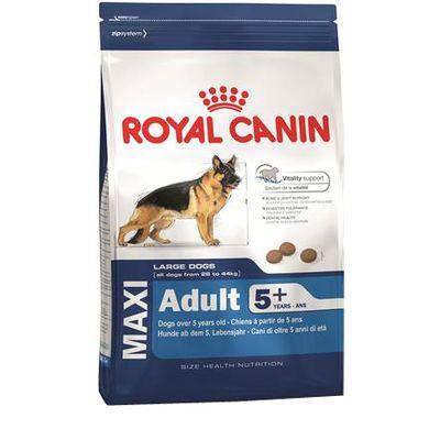 Croquette pour chien maxi adult 5 royal canin 15kg shoptimise - Croquette pour chien fait maison ...