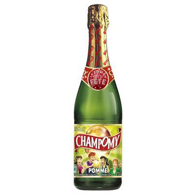 Champomy : Jus de Pomme Gazeifie
