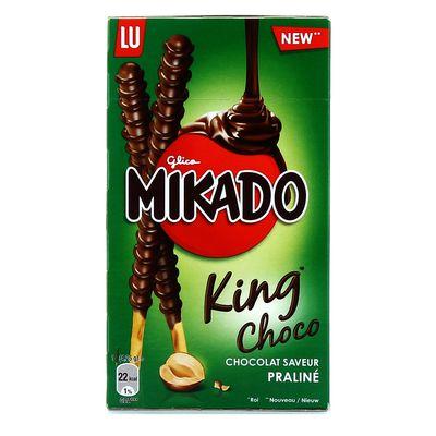 MIKADO King Choco saveur praline, 51g