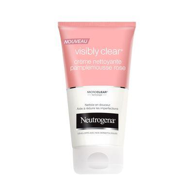 Neutrogena nettoyant anti acn sans huile pamplemousse - Masque anti bouton maison ...