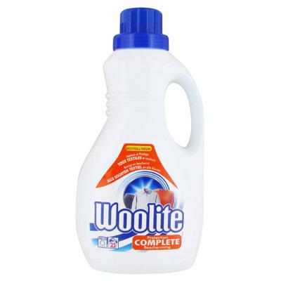 Woolite Lessive liquide protection totale tous textilles et couleurs 25 lavages