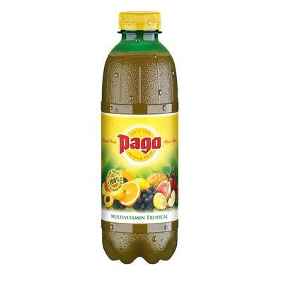 Pago, Cocktail tropical multivitamine, la bouteille de 0,75l