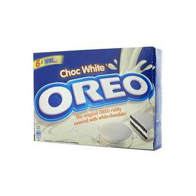 Biscuits Choc White