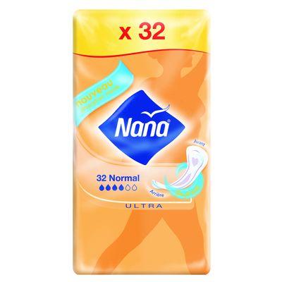 Serviettes hygienique ultra Dryfast flux normale
