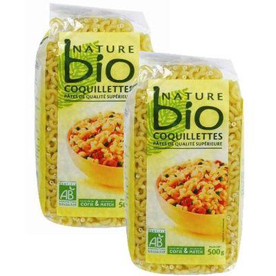 Nature Bio Coquillettes bio
