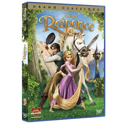 DVD Raiponce
