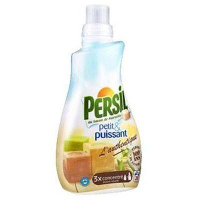 Persil, Petit & Puissant, Lessive liquide l'authentique, au savon de, le flacon de 1l