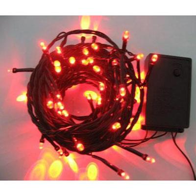 Cora guirlande lectrique ext rieure 60 lampes led - Guirlande electrique exterieure ...
