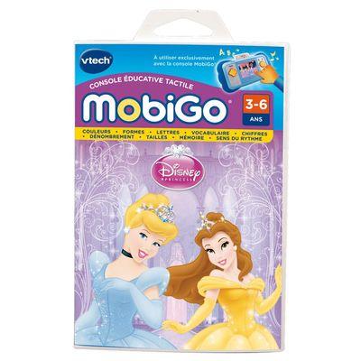 Jeu éducatif Mobigo Princesses Disney