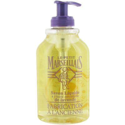 Le petit marseillais savon liquide l 39 huile essentielle de lavande 300 - Le chaudron marseillais savon ...