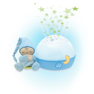 chicco ma lampe magic' projection bleu first dream, : houra.fr