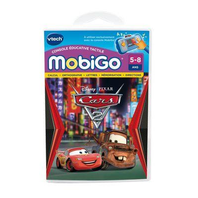 Jeu mobigo- Cars 2
