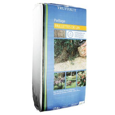 Plus belle sera la terre paillettes de lin 12 kg - Paillette de lin ...