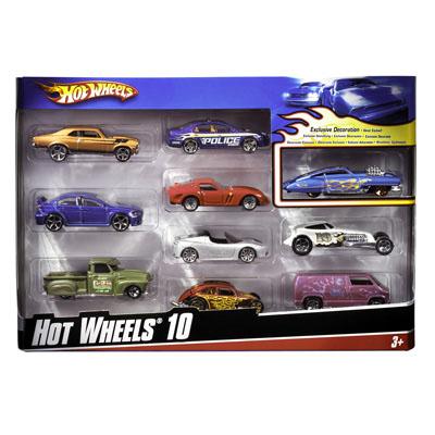 Hot Wheels Véhicules - 54886