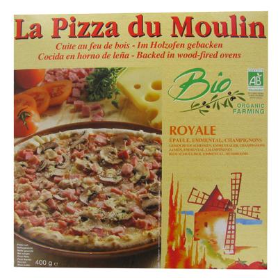 Pizza Royal Bio