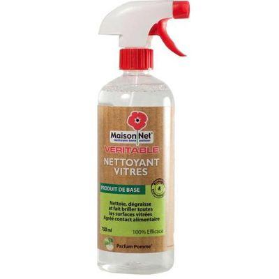 Nettoyant vitre parfum pomme