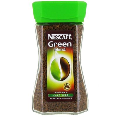 Nescafe green blend flacon 100g