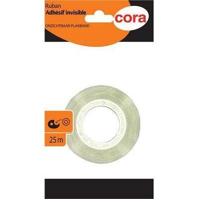 Cora Recharge ruban adhésif invisible