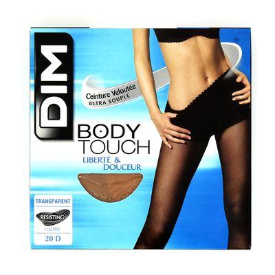 Dim Collant Body Touch transparent Peau Dorée