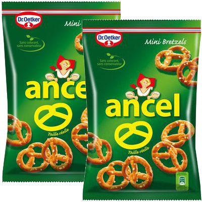 Ancel Mini Bretzels