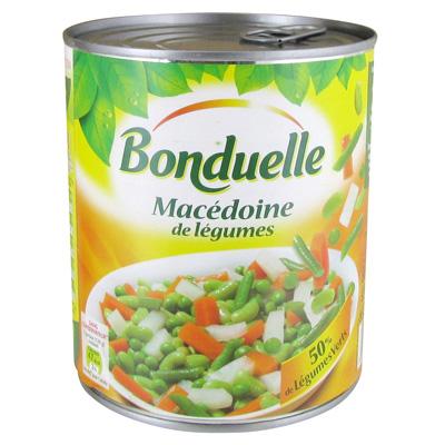 Bonduelle - Macedoine