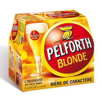 Biere Blonde 5,8%