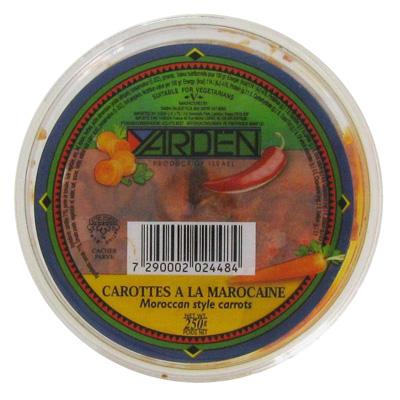 YARDEN Carottes à la marocaine 250 g- Carottes à la marocaine