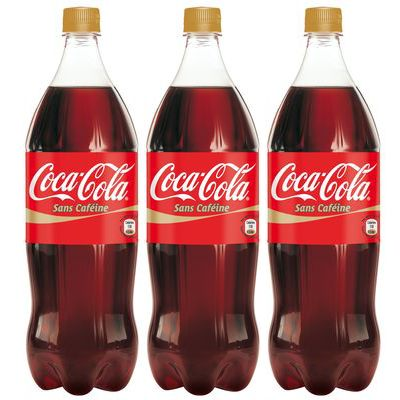 Sans caféine, 3x,COCA-COLA,3x