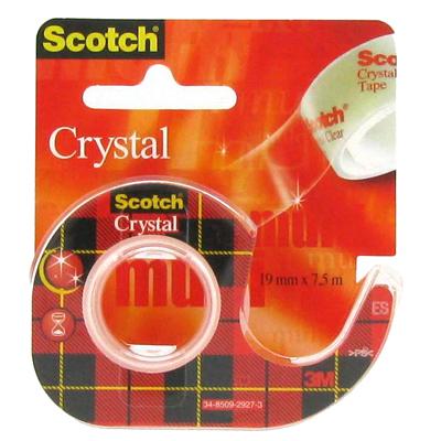 Scotch Dévidoir avec ruban adhésif transparent