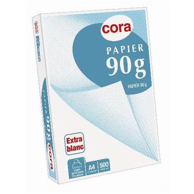Cora Ramette de papier 21 x 29,7 cm papier 90 g/m²